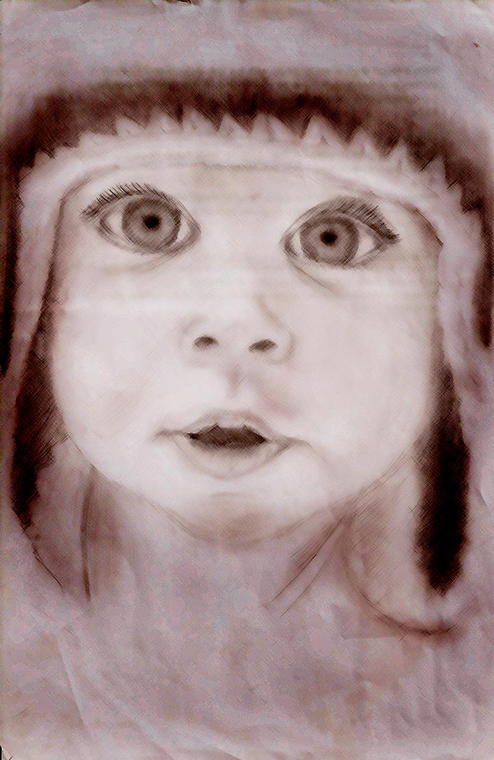 Winter Baby by Belissimorte