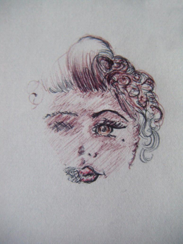 Diwa's Face by Belissimorte