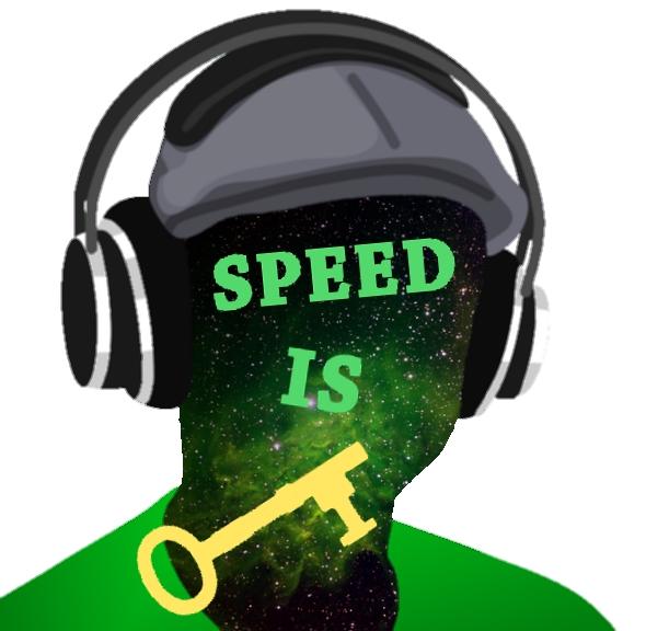 Speed is key flat by delasien on deviantart