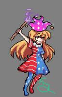 Clownpiece! by A-littleFry