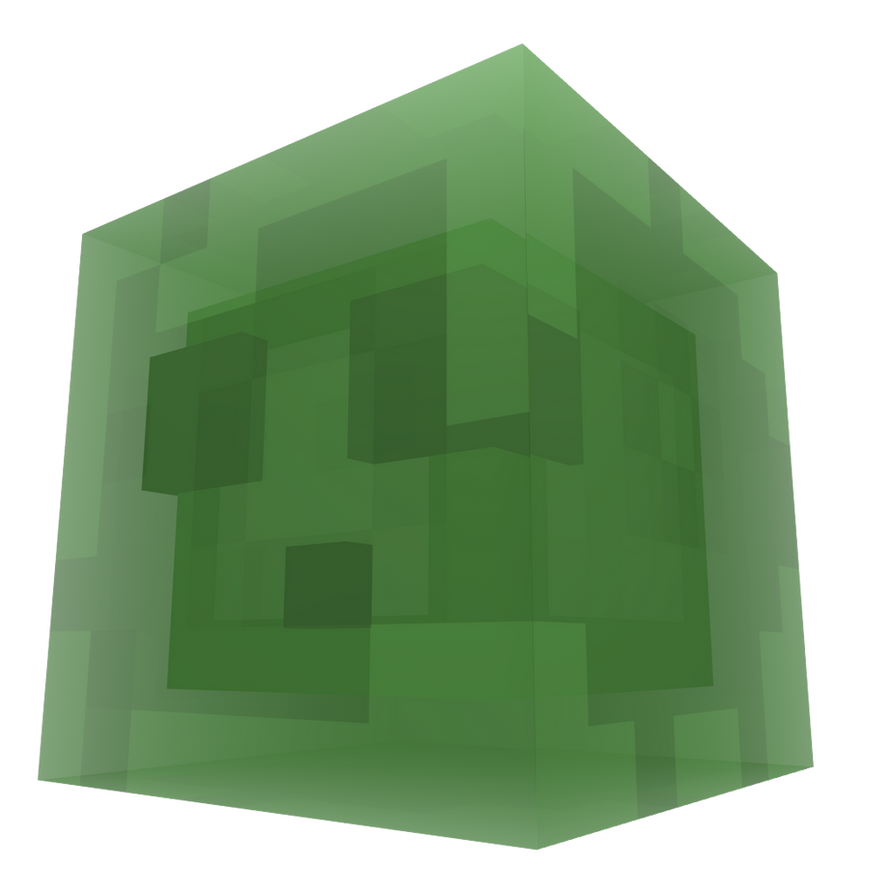 how to make a slime block in minecraft