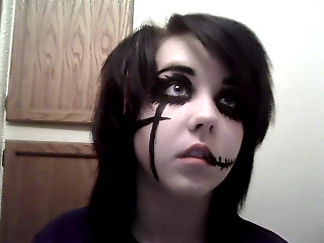 Andy biersack without makeup