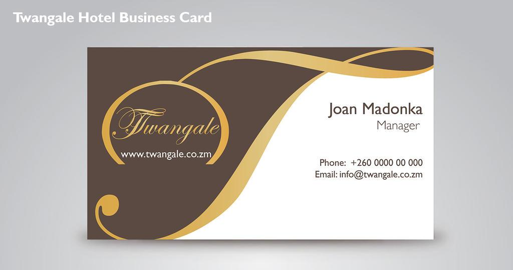 Twangale Hotel Business card by elegantconcept67 on DeviantArt