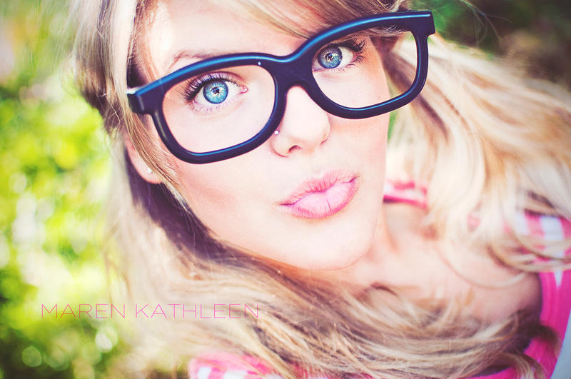 dork by marenkathleen d31tmfz Photography Inspiration Showcase: Glasses Are Beautiful