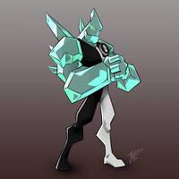 Ben 10 - Diamondhead