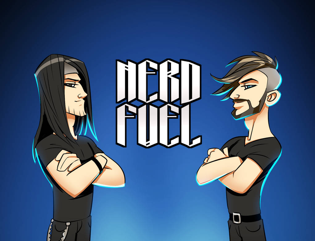 Nerd Fuel Podcast by mateusboga