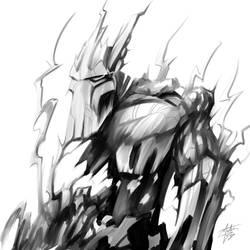 God of Thunder by mateusboga