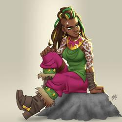 Ethnic Warrior