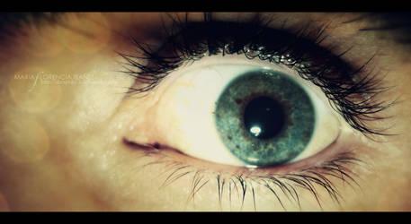 One Eye by SheSpider3