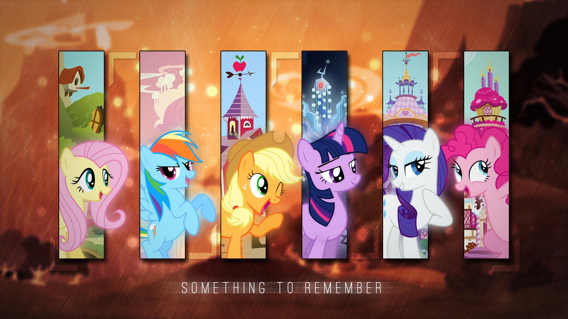 Somethings To Remember