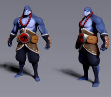 Panthro 2 by Dmonk