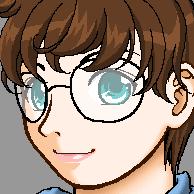 Anime Rick by EmiOhki
