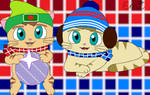 Hoser Cats by CrescentDream15
