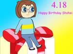 Happy Birthday Shohei