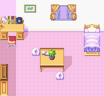 Hikari's Room by EmiOhki