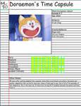 Admirable Animation: Doraemon's Time Capsule