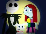 Jack, Sally, and Zero