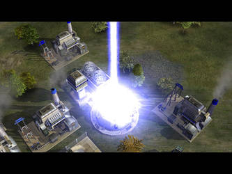 Particle Cannon Activated by WorldofTanks