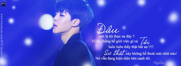 Jimin BTS Quotes cover part 5 by NhuTran9896