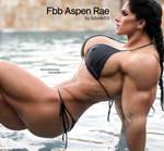 Fbb Aspen Rae posing in hot pool by tufenk69