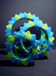 origami gears