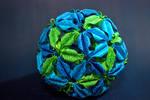 Origami Arabesque view 2