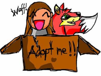 Adopt me by Hisanagi
