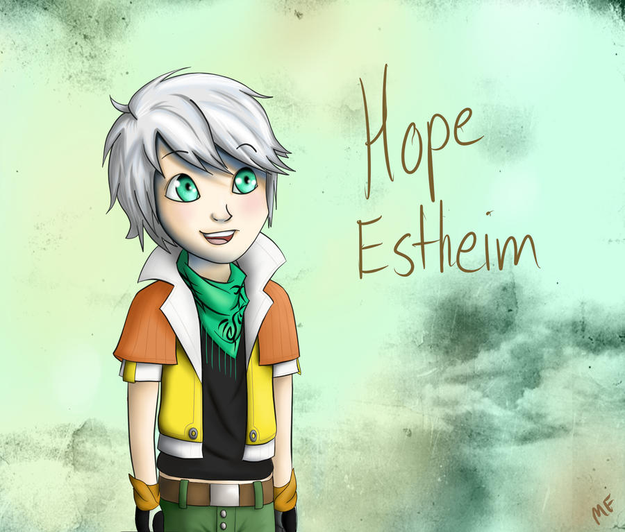 Hope Estheim by 1224MapleFox