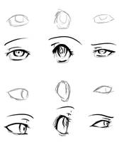 Just an eye tutorial by Kyogri