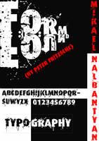 Typography by mklpasa
