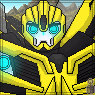 Autobot Portrait - Bumblebee by JadeWolfbane