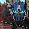 Optimus Prime Portrait by JadeWolfbane