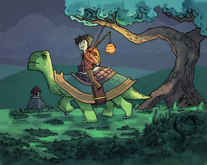 Turtle ride