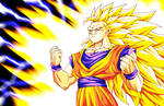 Goku third level