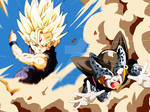 Gohan Second Level