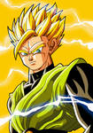 Gohan Second Level 2