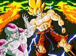 Freezer And Goku