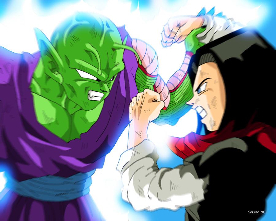 Piccolo Dragon Ball Z DRAGON BALL Z WALLPAPERS Krillin