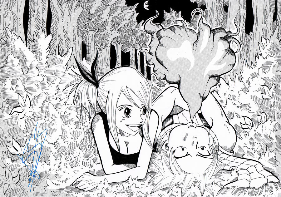 Fairy Tail Sersiso