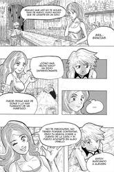 Page 10 comic manga Both Souls