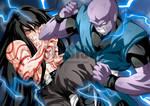 Commission BlackieChan383 (Dragon Ball Z OC)