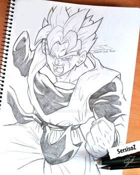 Gohan from the future