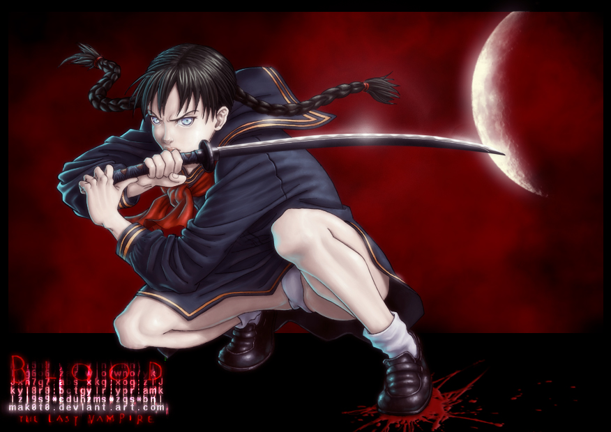 Anime Wallpapers - Download Free Blood - The Last Vampire 7 ...