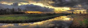 Zwarte berg- Noord Brabant-Nederland -01