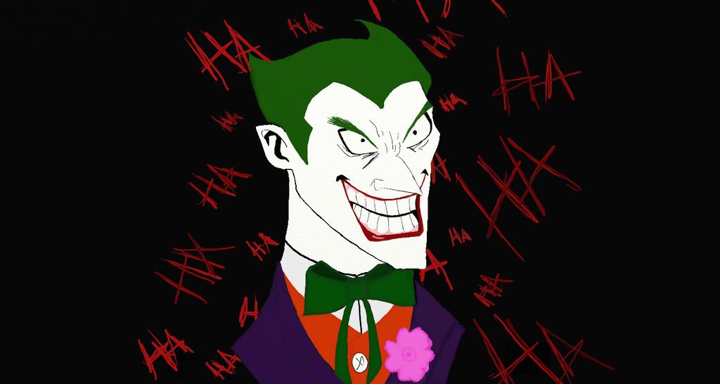 Classic Joker by starryeyedabs