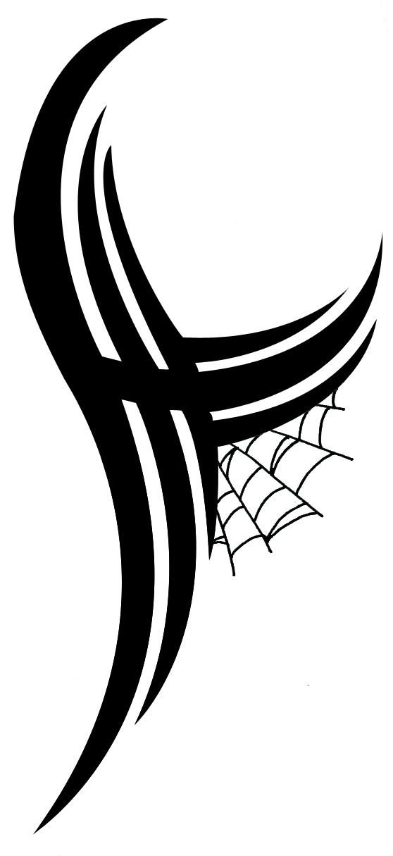 Simple Tribal Tattoo Design 2 by ZacNewton on DeviantArt