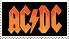 ACDC Stamp