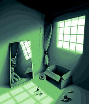 Nostalgia's Mirror by Darkshire