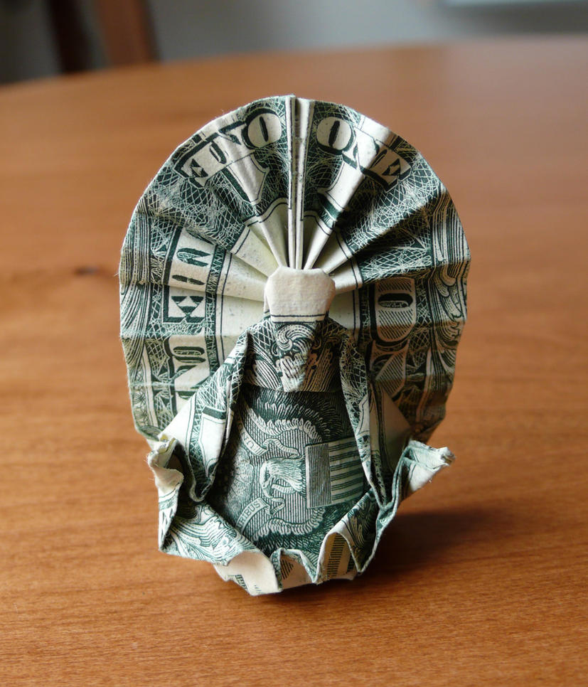 Dollar origami buddha v5 by craigfoldsfives on deviantart dollar origami buddha v5 by craigfoldsfives jeuxipadfo Choice Image