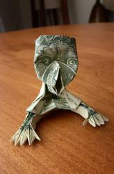 Dollar Origami zombie Crawl v1